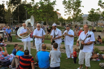 Jazz in the Park (13/08/2014)